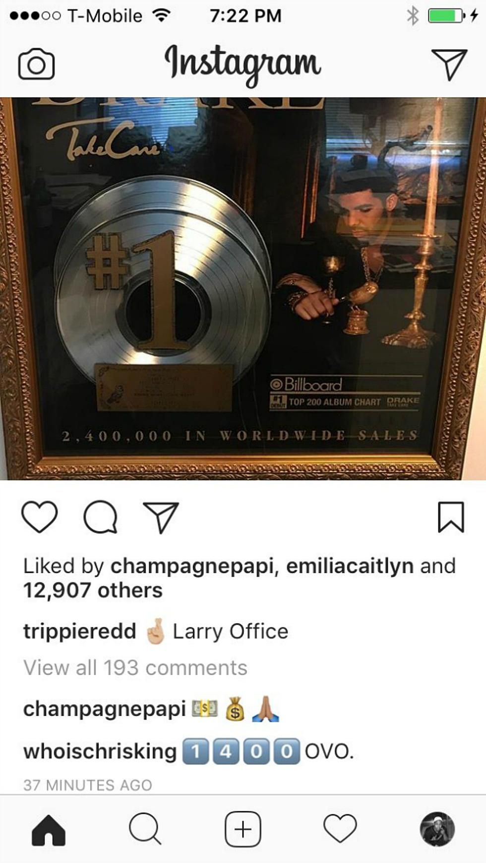 TRedd Drake IG