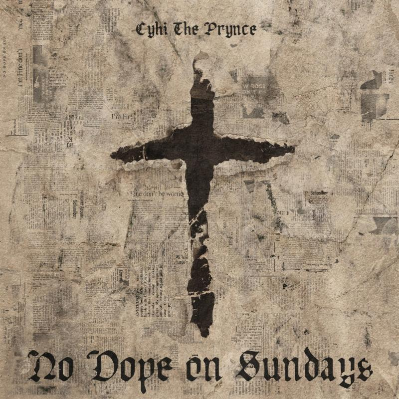 No Dope On Sundays - Album Cover