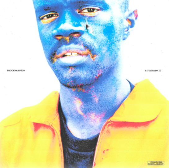 171215 Brockhampton Saturation III
