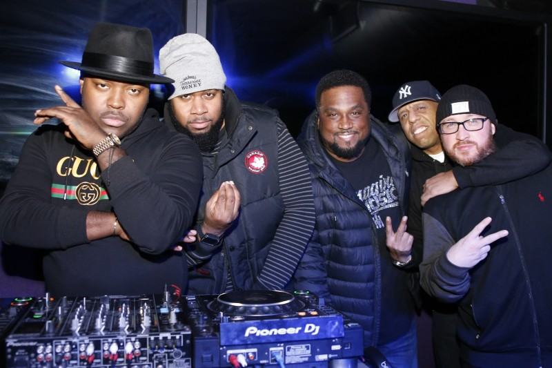 Toy Drive DJs1