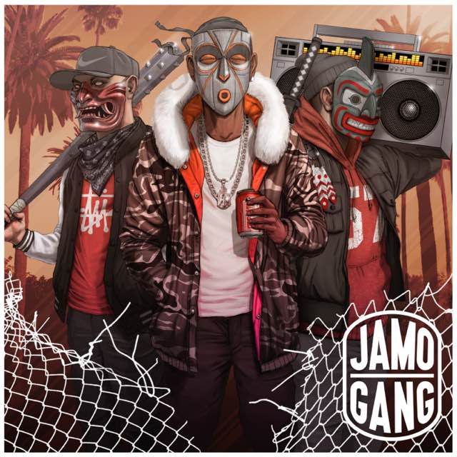 Jamo Gang EP [ front cover ] (2)
