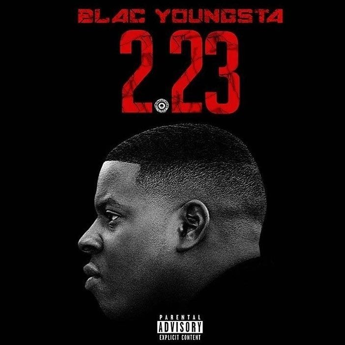 "220218 Blac Youngsta ""223"" Cover Art"