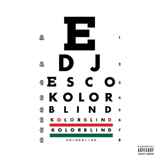 DJ Esco Drops Kolorblind