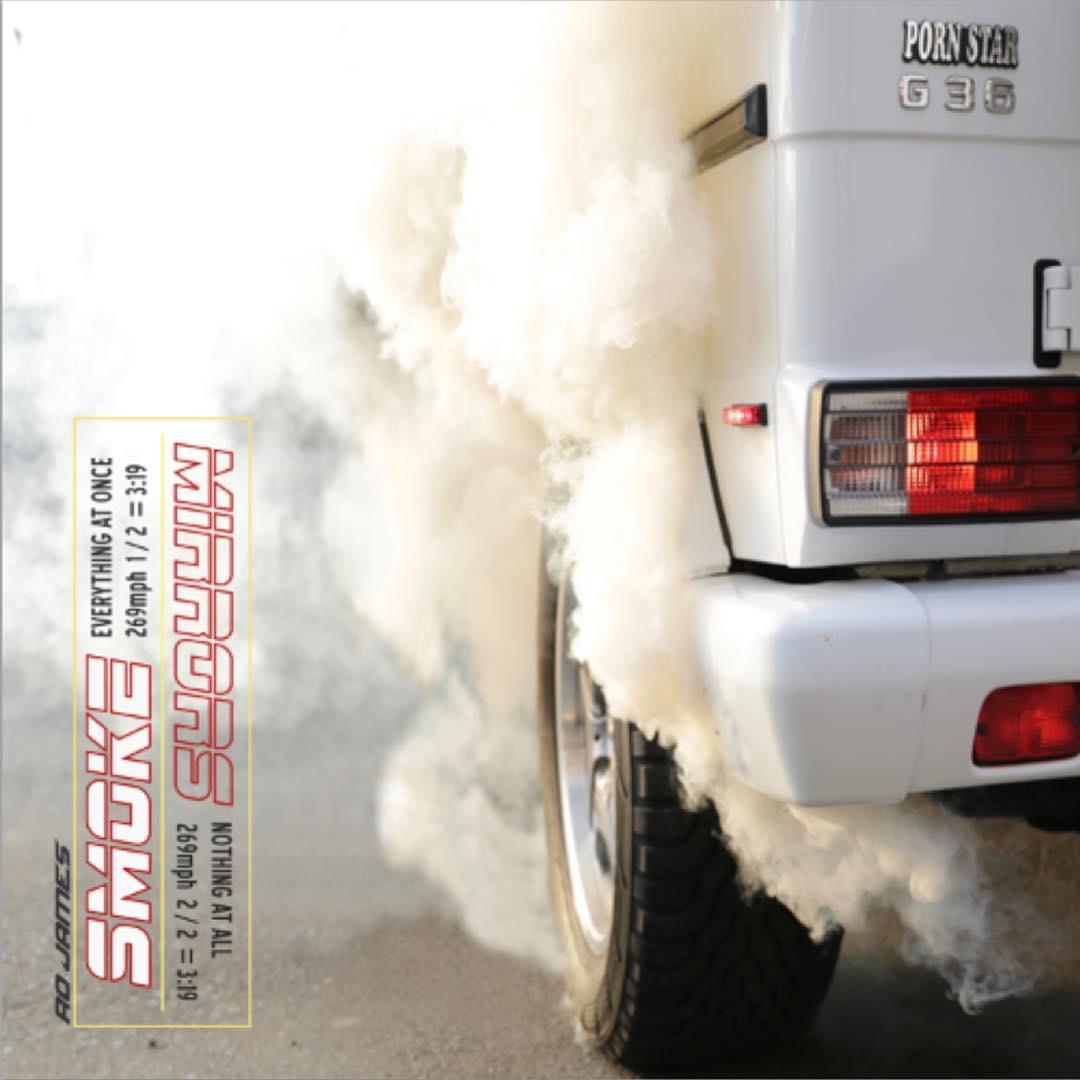 """Ro James Returns With """"Smoke"""" EP"""