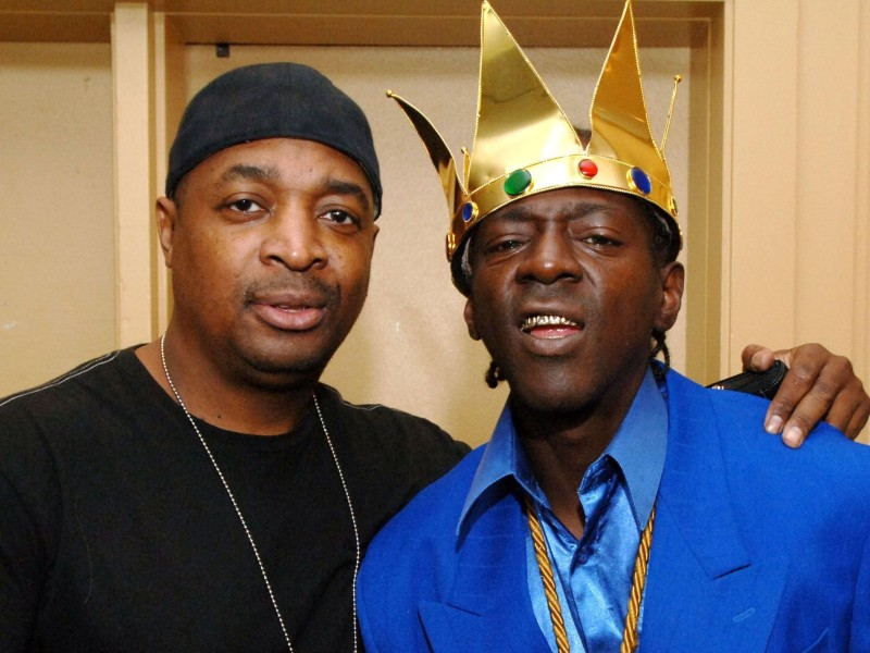"Chuck D Tells Flavor Flav To Stay Out ""Dem Casinos"" On 59th Birthday"