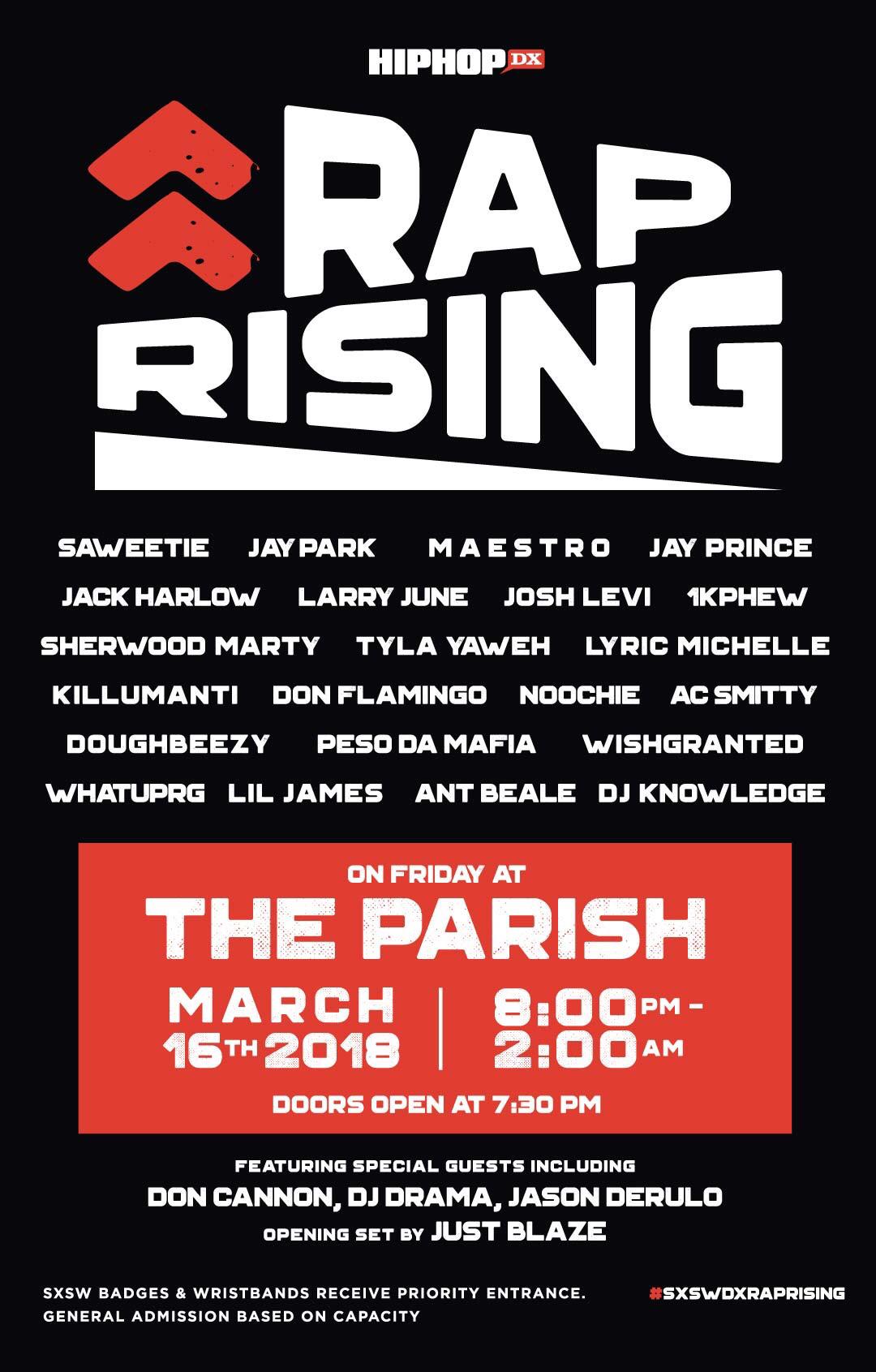 DX-Rap-Rising