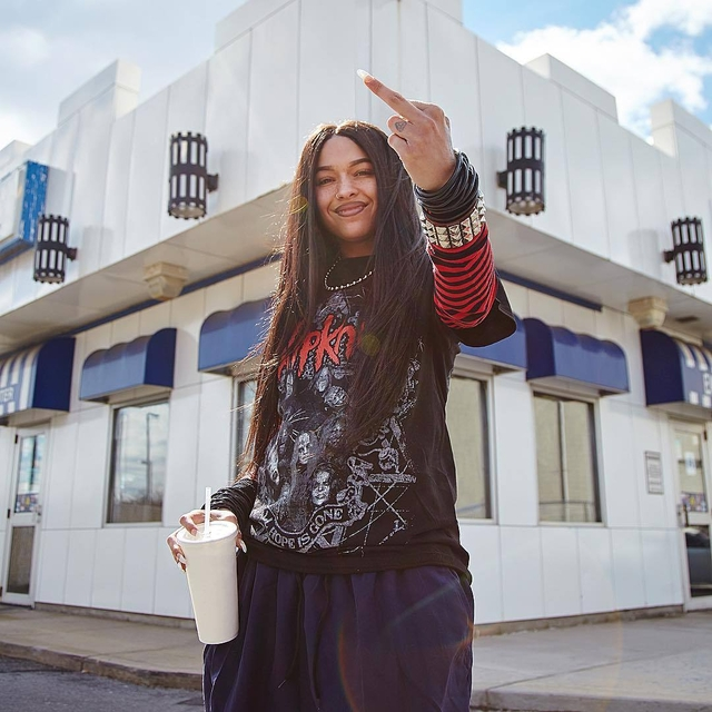 Princess Nokia Drops A Girl Cried Red