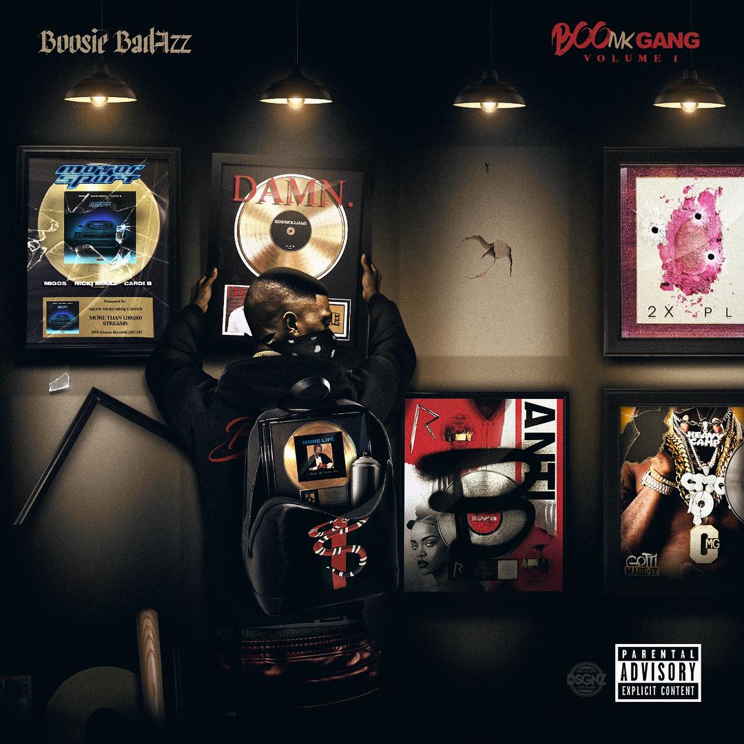 "Boosie Badazz Raps Over Kendrick Lamar & Drake On ""BOOnk Gang Vol. 1"" Mixtape"