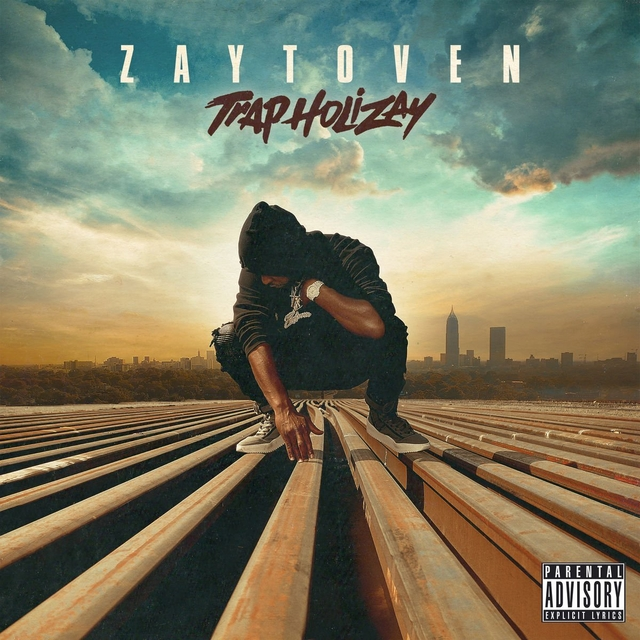 zaytoven trap holizay album stream cover art tracklist hiphopdx