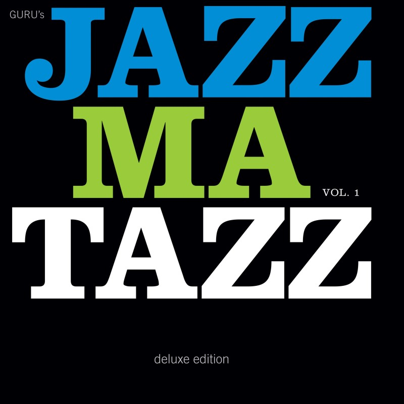 "Guru's ""Jazzmatazz Vol. 1"" Gets 25th Anniversary 3-LP Deluxe Vinyl Reissue"
