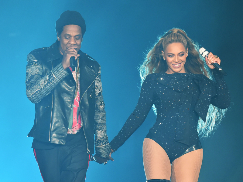 Beyoncé & JAY-Z Host FIFA World Cup Final Viewing Party