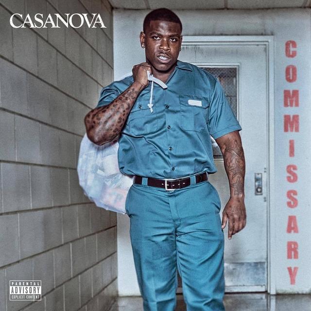 Casanova Drops Commissary
