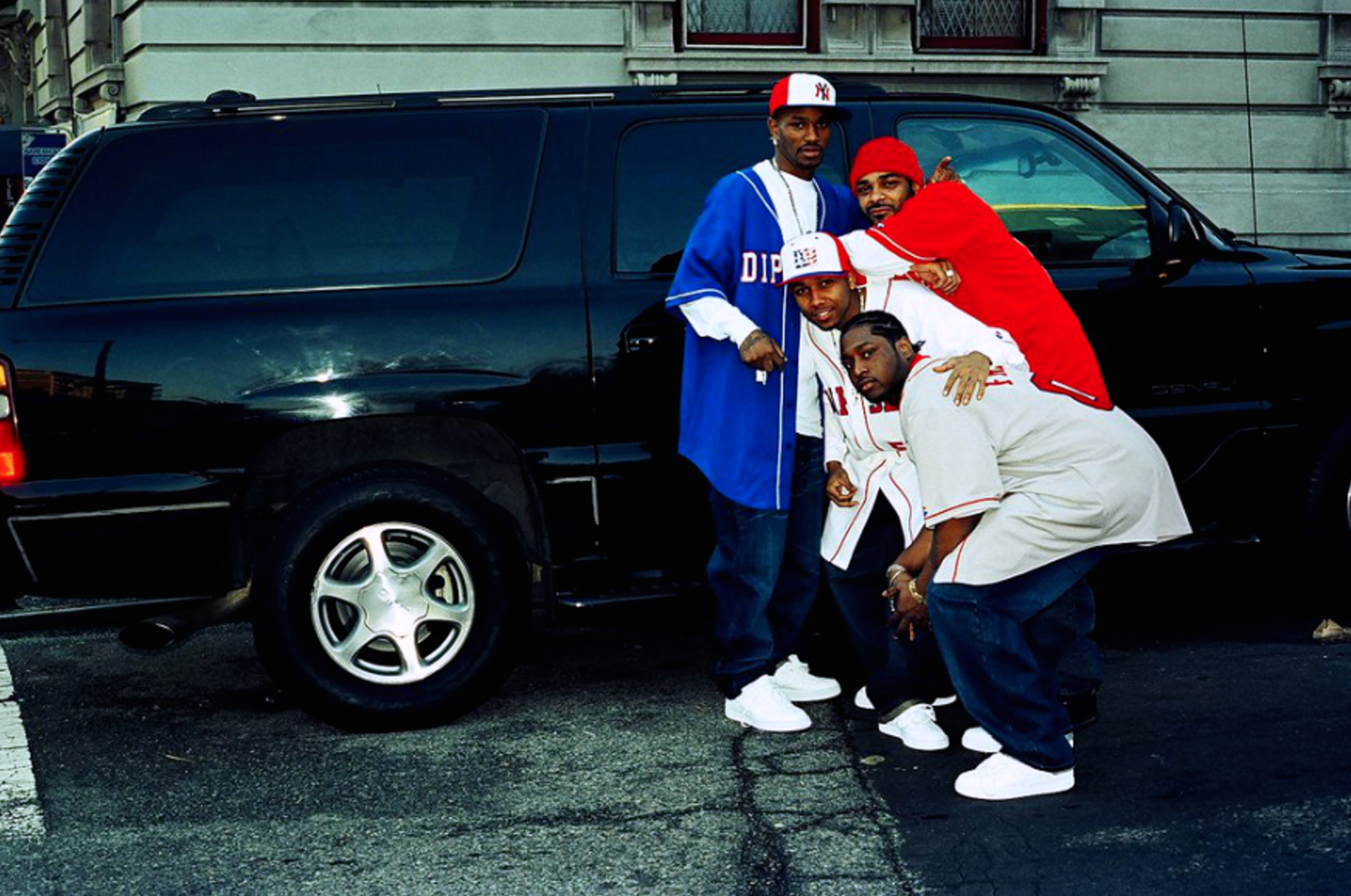 A Day In Harlem With Cam Ron Amp Dipset Eric Johnson S