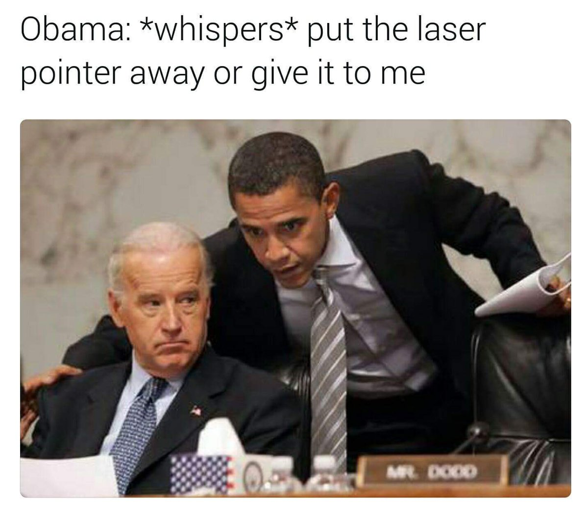 biden joe obama memes meme laser president pointer election funny put hilarious barack thing birthday come funniest hiphopdx trend internet