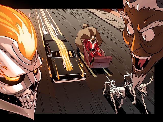 Method Man Ghost Rider 2