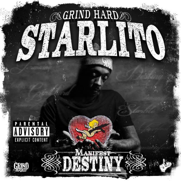 starlito manifest destiny album cover art