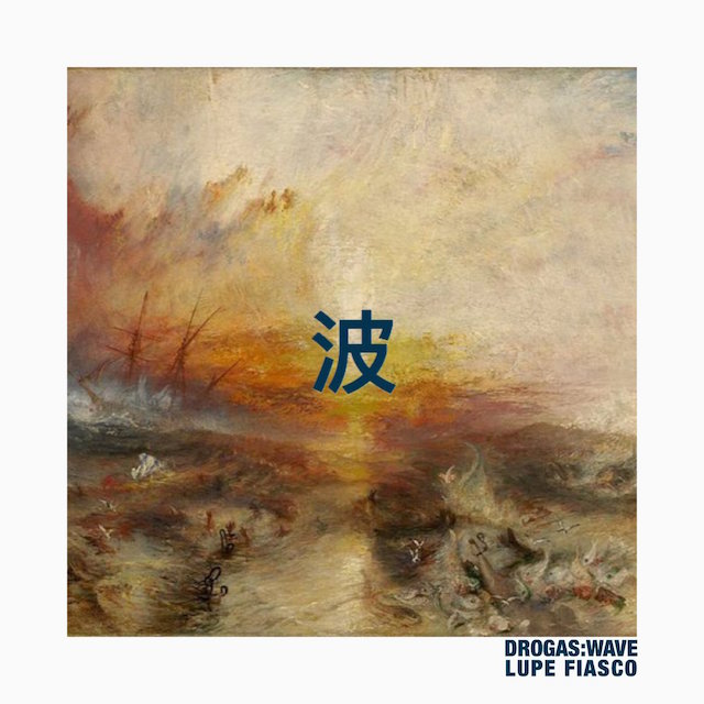 "Lupe Fiasco Announces ""DROGAS Wave"" Album & Shares Cover ..."