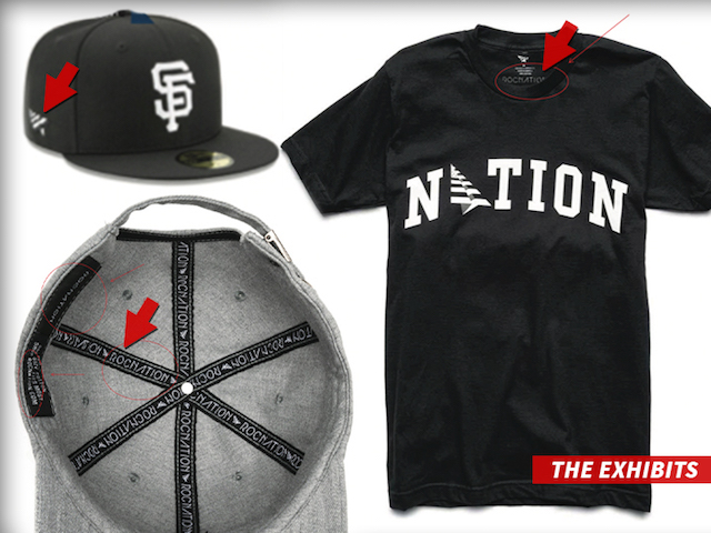 Jay Z s Roc Nation Sued For Using Paper Plane Logo On MLB Merch ... a01eb9215a1