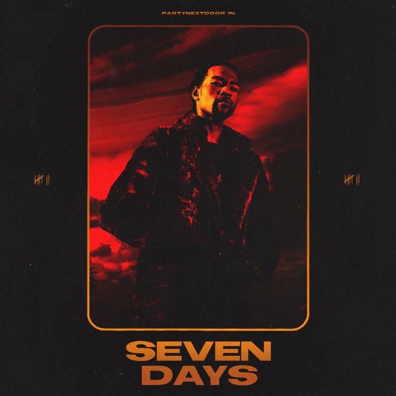 """PARTYNEXTDOOR Drops Surprise EP """"Seven Days"""""""