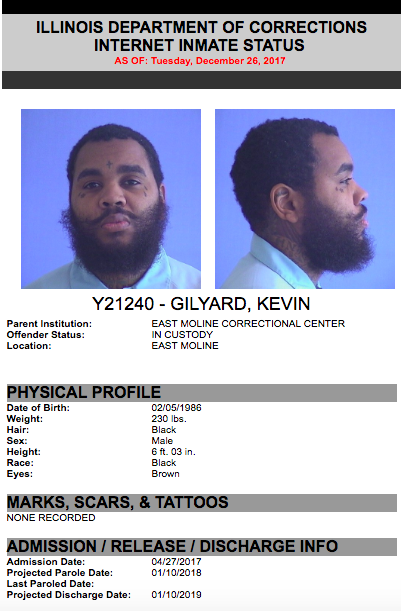Kevin Gates Reportedly Getting Out Of Jail Next Week