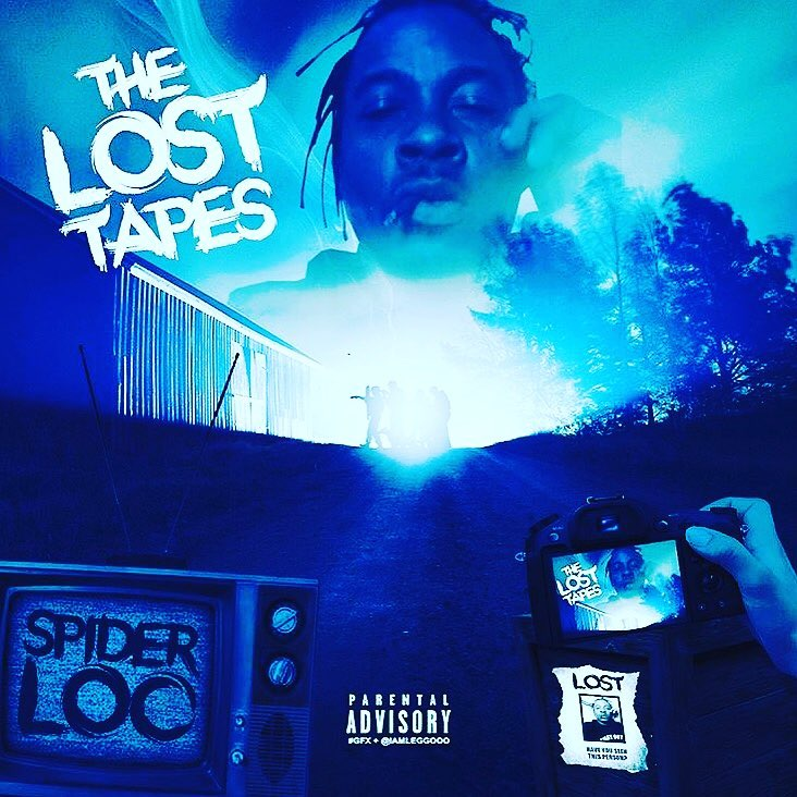 """Spider Loc Releases """"The Lost Tapes"""" With Unreleased 50 Cent Collabs"""