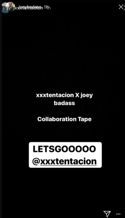 Fans Torn Over Possible Joey Badass & XXXTentacion Collaborative Project
