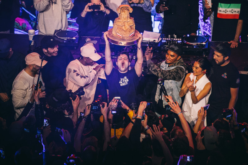 Italy�s Damianito Wins 2018 Red Bull 3Style's World Title