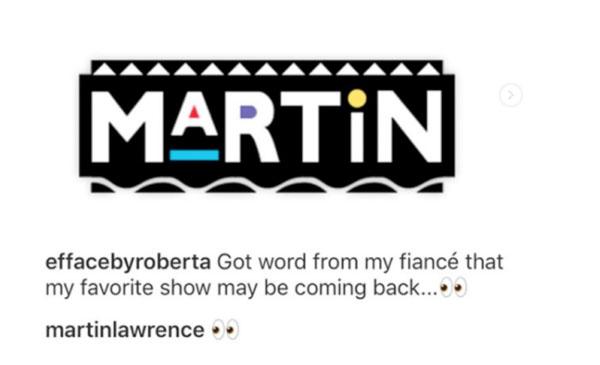 """Martin"" Cast Reunion Sparks Reboot Rumors"