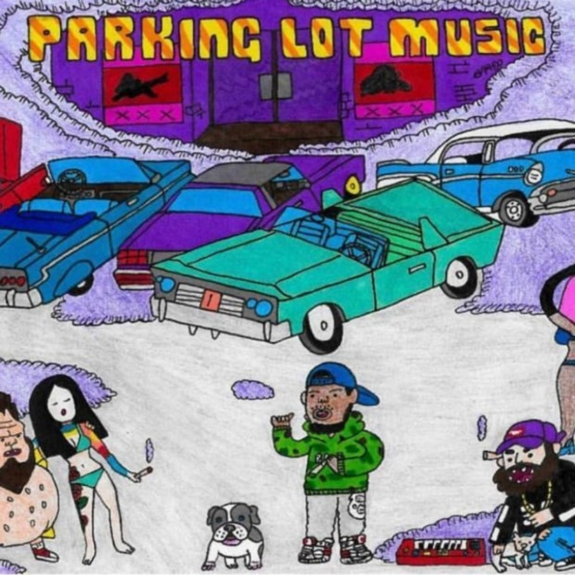 """Curren$y Releases """"Parking Lot Music"""""""