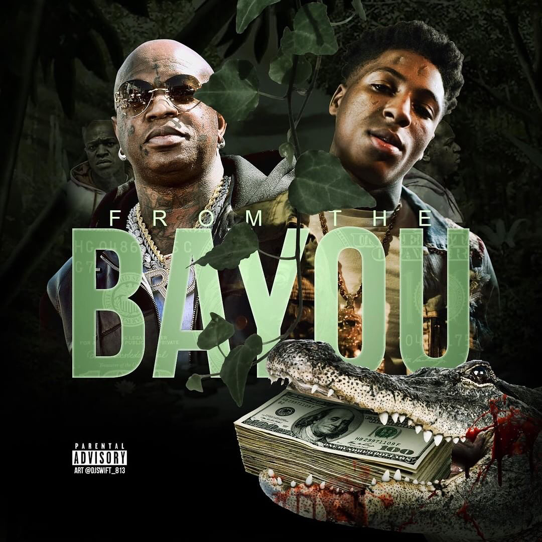 YoungBoy Never Broke Again Announces �From The Bayou� Mixtape With Birdman