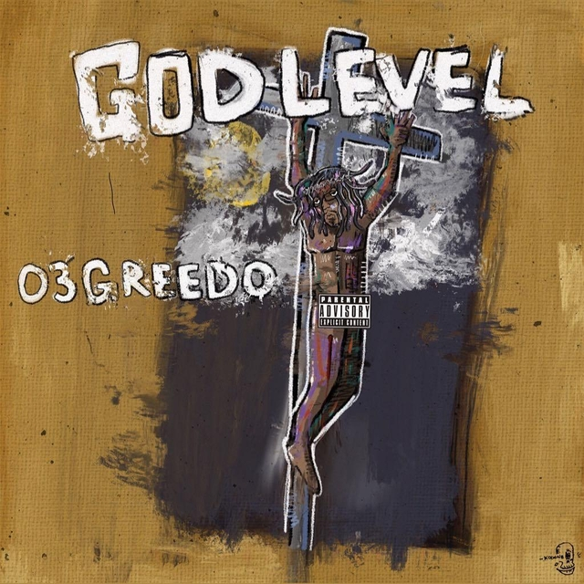"""03 Greedo Drops """"God Level"""" Project Before Going To Prison"""