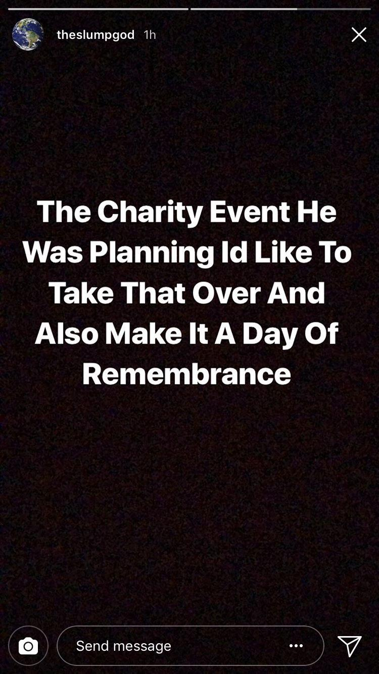Ski Mask The Slump God Volunteers To Take Over XXXTENTACION's Upcoming Charity Event